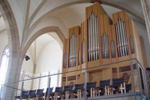 Orgelmusik zum Wochenmarkt