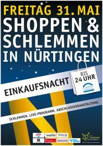 Nachlese Shoppen & Schlemmen
